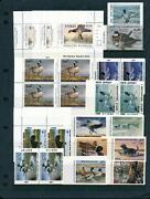 51 Diff State Duck Design 1988-95 Some Duplications Vf Mint Og Nh Bp9714