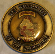 160th Special Operations Airborne Regt Soar Tier 1 Smu Army Challenge Coin