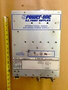 Power-one Power Supply 64a 24vdc Spm5d2d2kh Silicon Valley Group Svg 90s Asml