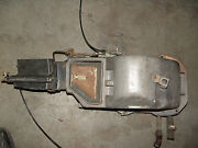 68 Corvette Ac Under Dash Heater Box Assembly Gm 1 Year Only Nice