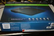 Linksys E1200 300 Mbps 4-port 10/100 Wireless N Router E1200-np