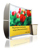 Curved Linear Frame Free Customizable Graphic Included