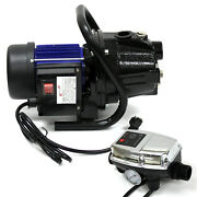 Combo 1.6 Hp 1600w Jet Shallow Water Well Booster Pump W/ Pressure Controller