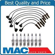 Ignition Wires For Dual Plug Engines Spark Plug For Ford Mustang 2.3l 1991-1993