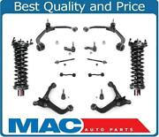 02-04 Liberty Master 14pc Chassis Kit Control Arms Tie Rods Sway Bar Ball Joints