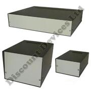 Aluminium Enclosure Project Desk Top Box For Electronic High Quality