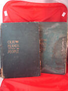 Lot Of 2 Antique Books Our Island Andtheir People Vol 1 And 2 1899 1200 Pictures