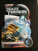Transformers Bumblebee Toys R Us Exclusive Scan Series Dotm Deluxe Class New