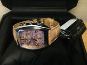 Used - Reloj Watch Montre Van Der Bauwede - Magnum Xs - Box And Papers