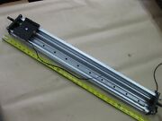 Koganei Amt16x600 Guided Pneumatic Cylinder Smc 600mm Travel Linear Rail Lot
