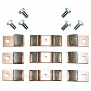 9998sl11 Square D Size5 300 Amp 3p Type Sg/sx Replacement Contact Kit -ses
