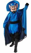 Blue Or Red Devil Professional Quality Mascot Costume Adult Size
