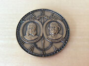 Medal Patek Philippe S.a. 1839-1989 150th Aniversaire - Item For Collectors
