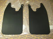 Toyota Tacoma Truck Front Mud Flap Set Drivers And Passengers 4x4 And Pre-runner