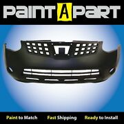Fits 2008 2009 Nissan Rogue W/o Krom Front Bumper Cover Premium Painted