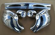 57 Chevy Front 5-piece Bumper 1957 Chevrolet New