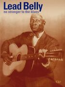 Leadbelly No Stranger To The Blues Sheet Music New 000378818