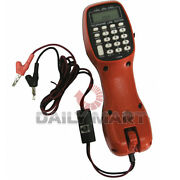New St230f Mini Telephone Line Network Cable Lineman Tester Meter