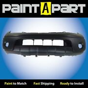 Fits 2005 2006 2007 2008 Nissan Frontier Front Bumper Cover Premium Painted