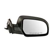 Fits 11-14 Legacy / Outback Right Pass Power Mirror No Heat Or Signal - 2 Caps