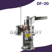 New Automatic Desk-top Continuous Hammer Mill Herb Grinder Pulverizer 20kg/h