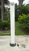 Chic 70's Gianfronco Frattini Adonis By Luci Architectural Standing Floor Lamp