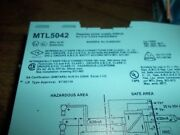 Lot Of 3 Mtl5042 Repeater Power Supply 4/20 Ma For Transmitters Qty Dr2f