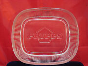 Very Scarce Vintage Glass Pripps Pilsner Beer Ashtray By Arabia Finland