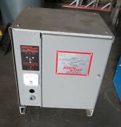 Northeast Industrial Battery Charger 12-255 Input Ph1 Hz60 V240/480 63
