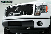T-rex Torch Series Led Grille For '13-'14 Ford F-150 Truck 6315721 Black