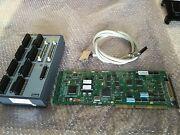 Parker Compumotor At6400 4 Axis Indexer With At6400 Pc Card And Cable
