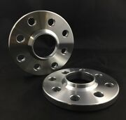 2x Hubcentric Wheel Spacer | 4x100 And 4x108 | 57.1mm | 12mm | Bmw Audi Volkswagen