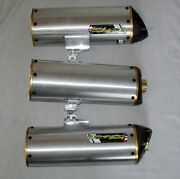 Polaris Ranger Rzr 800 Eps Two Brothers M-7 Triple F/s Exhaust New 005-2790106tv