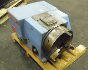 Smw Hydraulic Rotary Indexer Table Rt315hy Maier 12 Chuck Used Warranty