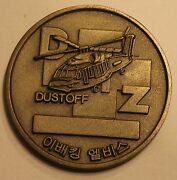 542nd Medical Company Air Ambulance Dmz Dustoff Army Challenge Coin