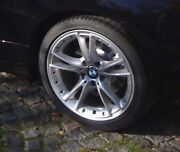 Bmw Oem E89 Z4 Roadster 18 X 8 And 8.5 Inch V-spoke 294 Wheel Set Of 4 Staggered