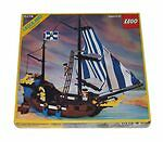 Lego Pirates Caribbean Clipper 6274 - Never Opened