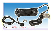 Lowrance Hst-wsu 200khz Transom Mont Transducer W/temp And 20' Cable 000-0106-48