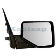06-10 Explorer And Mountaineer Door Mirror Power Heated W/puddle Lamp Right Side
