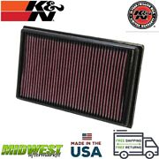 Kandn Drop In Replacement Panel Air Filter For 2012-2016 Chevrolet Impala 3.6l V6