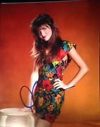 Tiffani Thiessen Signed Autographed 8x10 Photo Saved By The Bell