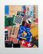 Peter Blake The Very Best 2005 | Signed Silkscreen Collage | Others Available