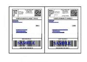 6000 Self Adhesive 8.5 X 11 Shipping Labels For Ups Usps Fedex Paypal Free Ship