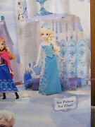 Disney Frozen Large Castle And Ice Palace Playset Brand New In Box