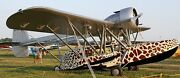 S-39 Sikorsky Usa Amphibious S39 Airplane Wood Model Replica Large Free Shipping