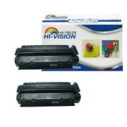 2 Toner Replace For Hp Laserjet 1300 1300n 1300xi High-y Q2613x 4000 Pages