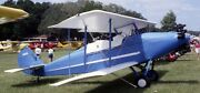 A-129 American Eagle Private Airplane Wood Model Replica Large Free Shipping