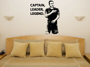 John Terry Football Player England Fan Bedroom Decal Wall Sticker Picture Poster