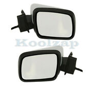 10-13 Lr4 Rear View Mirror Power Folding Heated Without Memory And Camera Pair Set