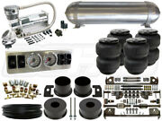 Complete Air Ride Suspension Kit - 1961-1963 Lincoln Continental 1/4 Level 1